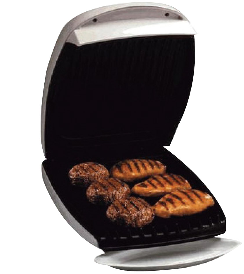george foreman evolve grill manual