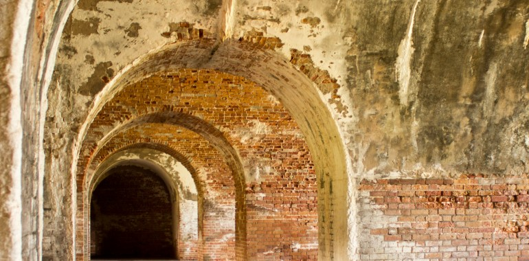 Photo Friday: Fort Morgan, Alabama