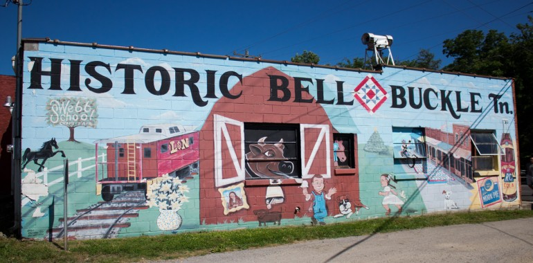 Photo Friday: Bell Buckle, Tennessee