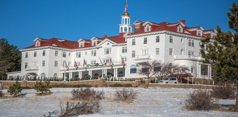 Christmas at the Stanley Hotel