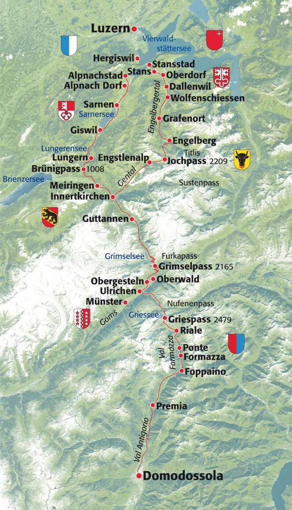 Sbrinz Route